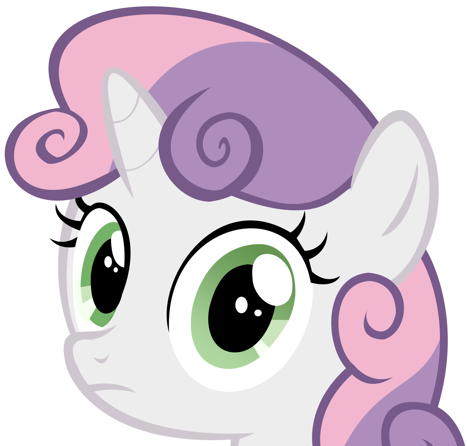 sweetie_belle_stare_by_speedingturtle-d4