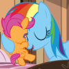 So why isn't Tootsie Flute part of the Hooves family in fanon? - last post by Never2muchpinkie