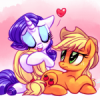 Do you think time has moved (quickly, slowly, about right?) in MLP:FIM series - last post by bleusrap