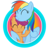 What Do You Want the Name and Gender of Flash and Twilight's Baby to Be? - last post by Dashie23